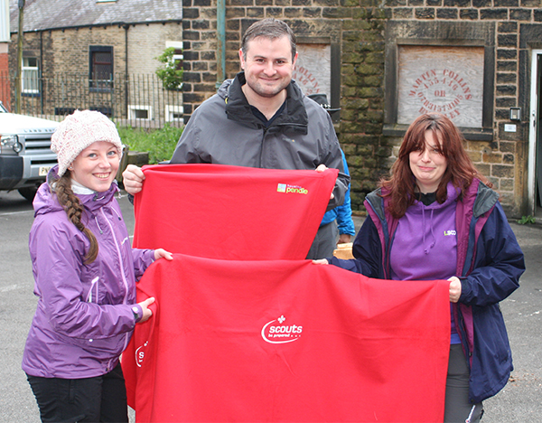 Blankets from Housing Pendle